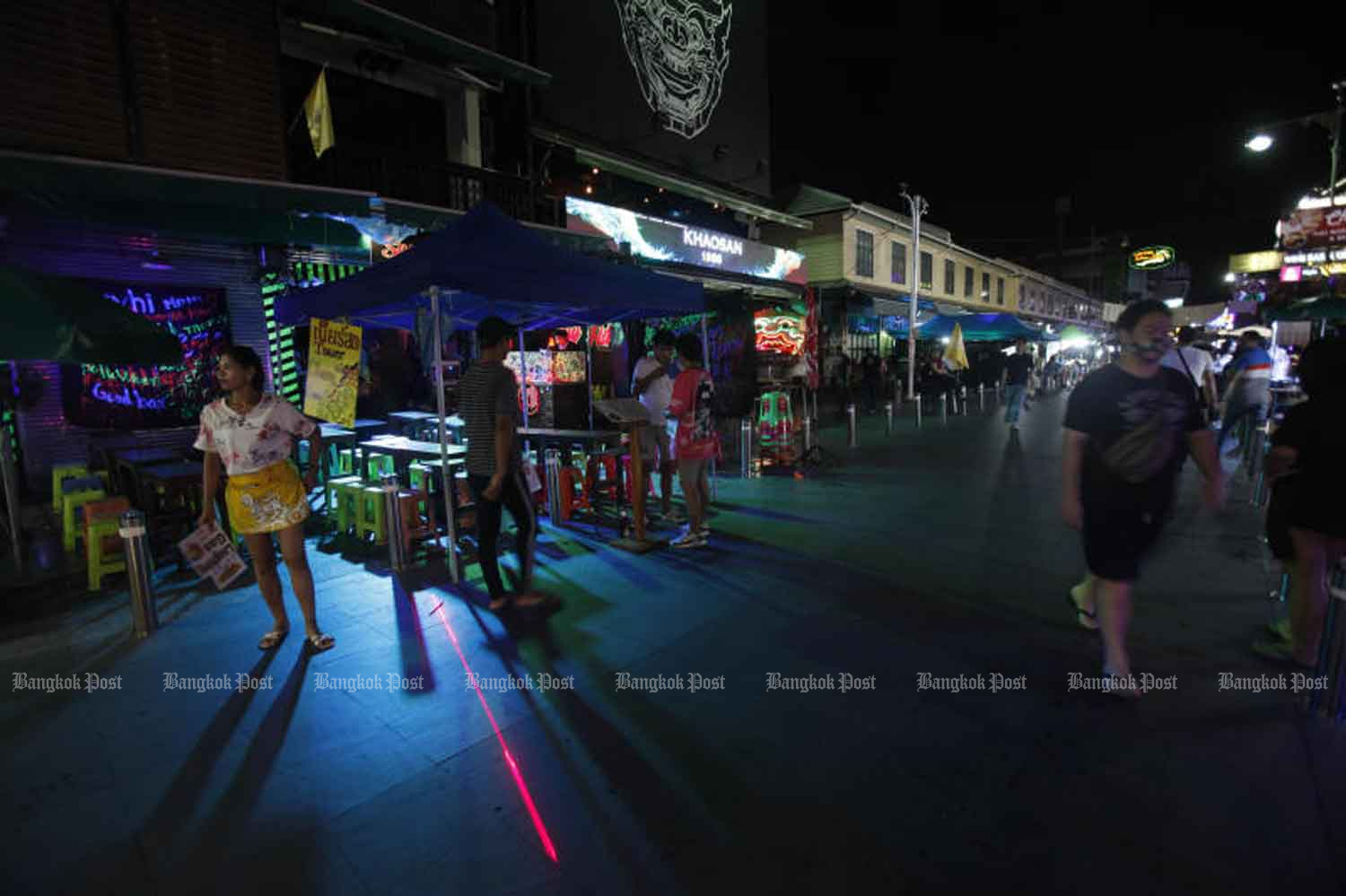 Khao San Road set to reopen