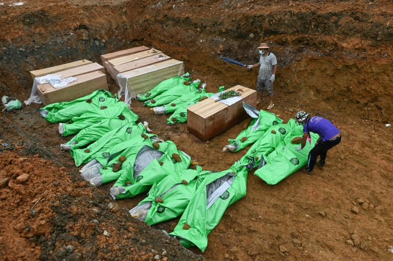 Hundreds of miners were killed in July when heavy rainfall triggered a massive landslide in Hpakant, Myanmar's worst-ever mine disaster