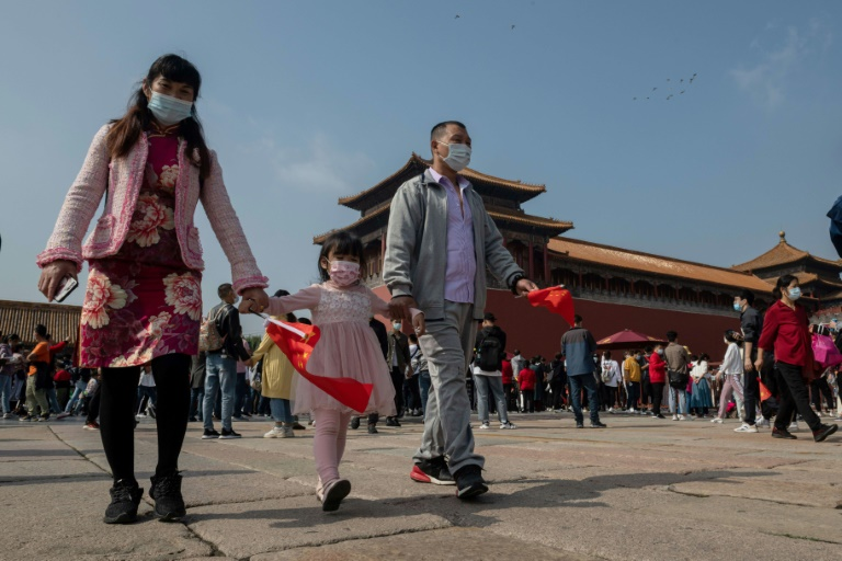 Grim trends in Europe as Chinese enjoy post-virus Golden Week