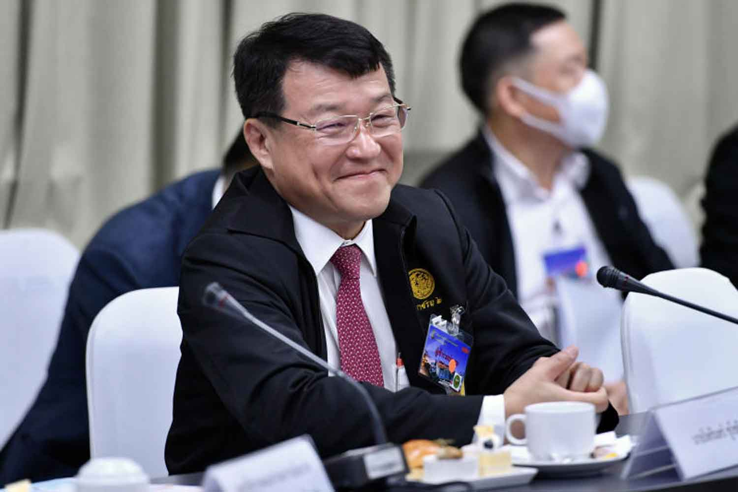 Pailin Chuchottaworn, head of a panel assigned to steer economic management measures, questions government's Covid-19 austere measures.