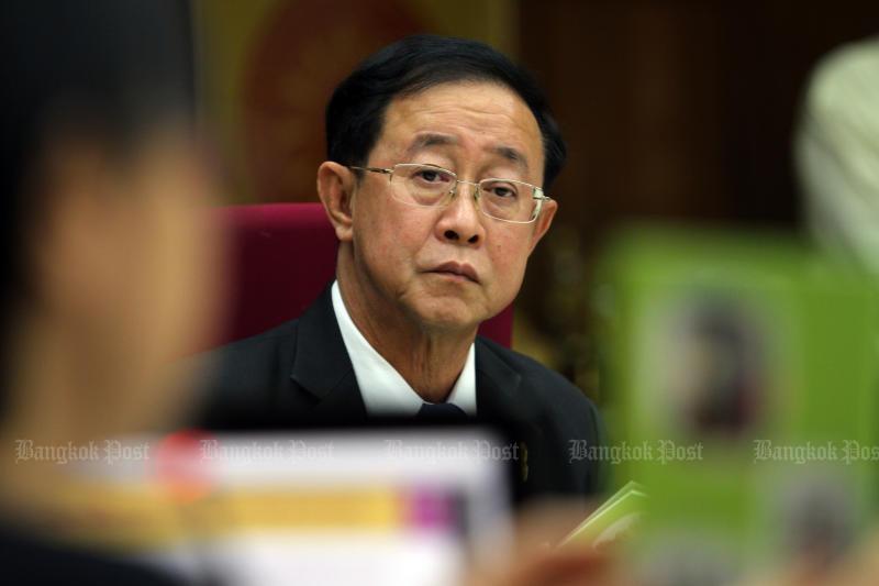 Arkom Termpittayapaisith is the new finance minister. (Bangkok Post file photo)