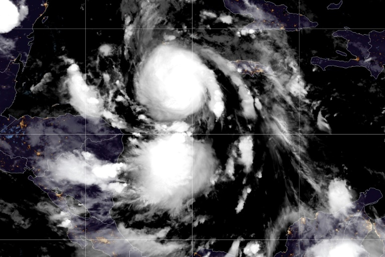 Hurricane Delta intensified into a Category 4 storm in the Caribbean and was headed towards Mexico.