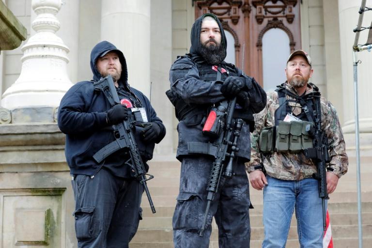 MI plot: U.S. right-wing militias a growing threat