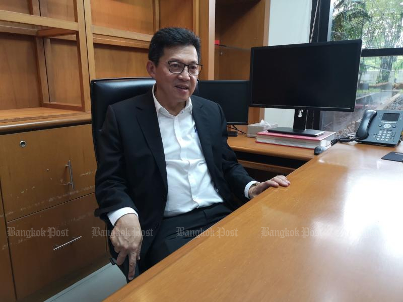 Mayor of Yala City municipality Pongsak Yingchoncharoen
