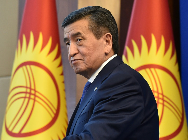 Jeenbekov had previously pledged to resign after overseeing fresh parliamentary elections in the country