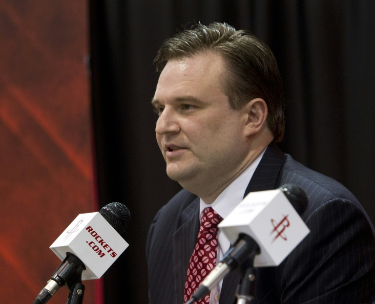 Daryl Morey & Rockets Agree To Part Ways