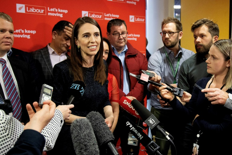 New Zealand Prime Minister Jacinda Ardern wins 2nd term in a landslide