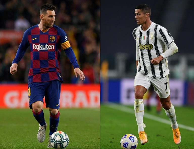 Lionel Messi and Cristiano Ronaldo will renew acquaintances when Barcelona and Juventus clash in the group stage, although the Portuguese superstar is currently self-isolating with Covid-19.