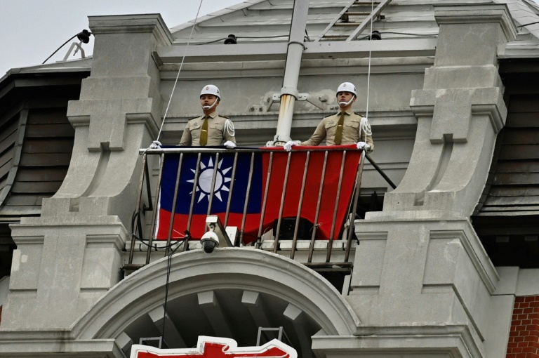 Taiwan and Chinese diplomats injured in fight in high-end Fiji hotel