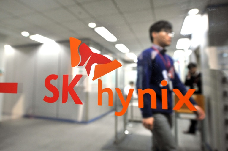 SK Hynix is already the world number two DRAM chipmaker and second overall but it has lagged in the NAND memory chip category