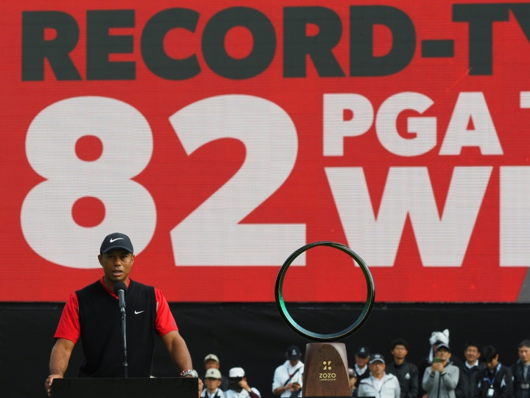 Woods returns, Mickelson marches on, back-to-back Cups: golf talking points