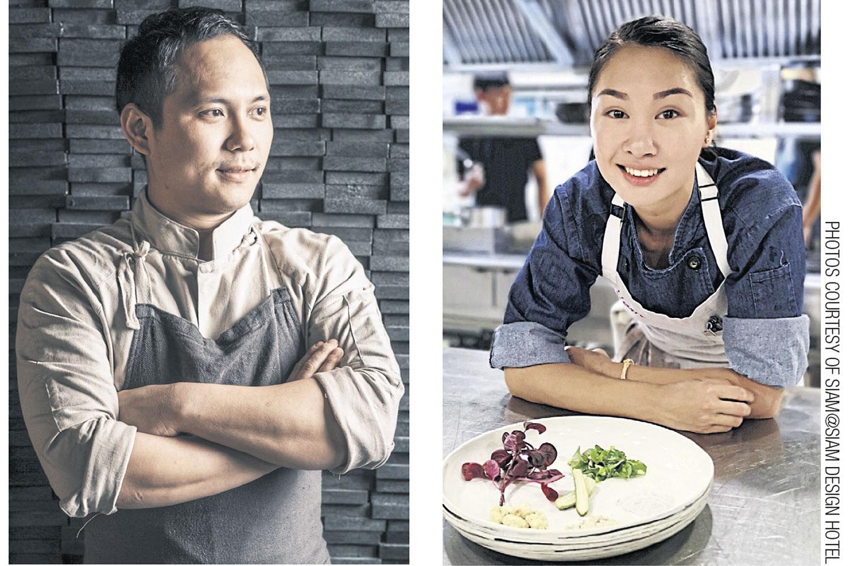 Hyper-local ingredients await at Siam@Siam