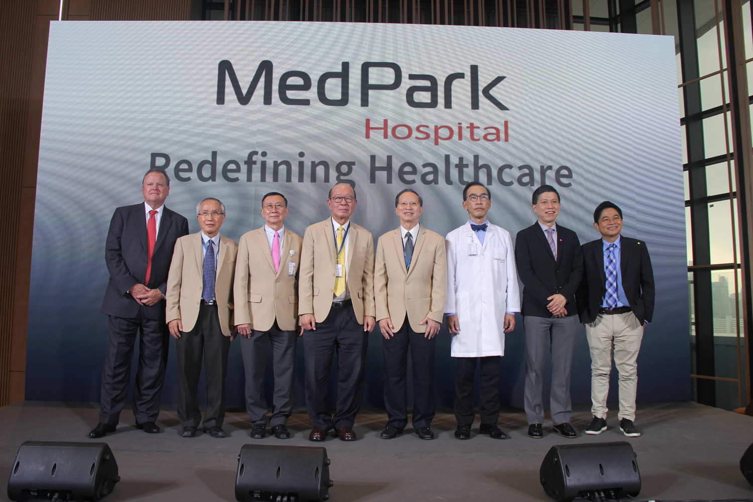 MedPark set a new benchmark in healthcare industry