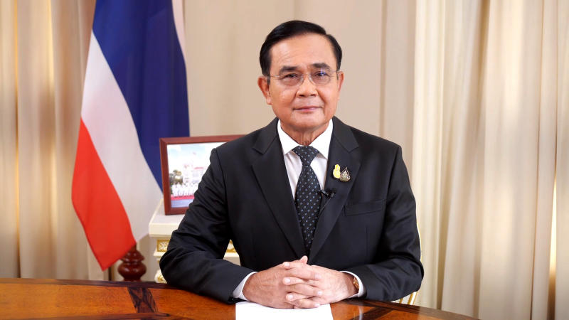 Prayut will lift Bangkok emergency 'if rallies stay peaceful'