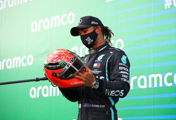 Hamilton seeks record 92nd win on F1's return to Portugal