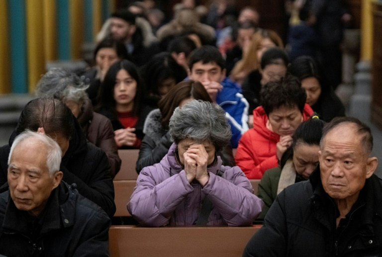Bad faith: China's 'underground' Catholics wary of Vatican deal