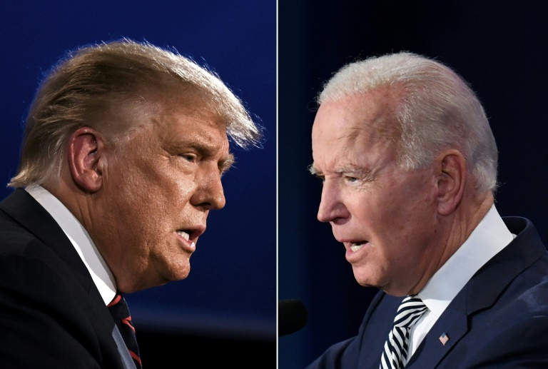 Trump and Biden to do battle in final debate