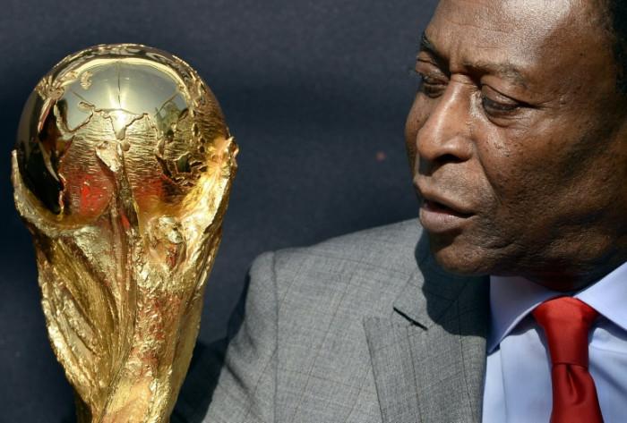 Football legend Pele still laughing as he turns 80