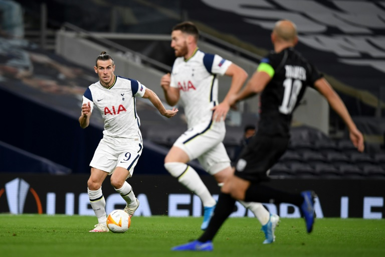 'Loved and appreciated' Bale starts as Spurs win, Celtic undone by Milan
