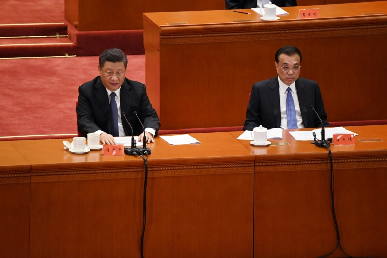 Xi invokes Chinese military might with US in mind