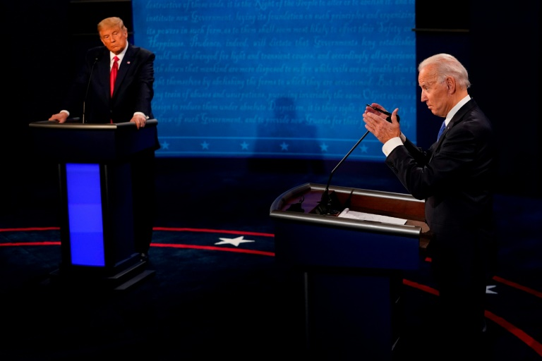 Fact Check: The final presidential debate