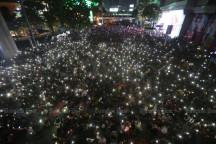 'Prayut must go'