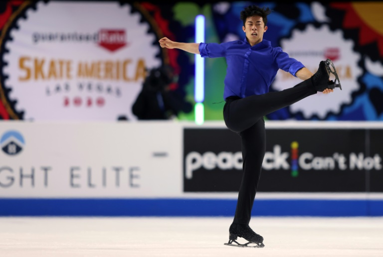 Chen wins fourth straight gold at Skate America in Las Vegas