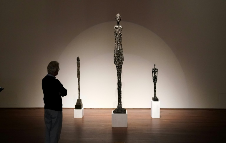 Giacometti sculpture in sealed bid auction - starting price $90m
