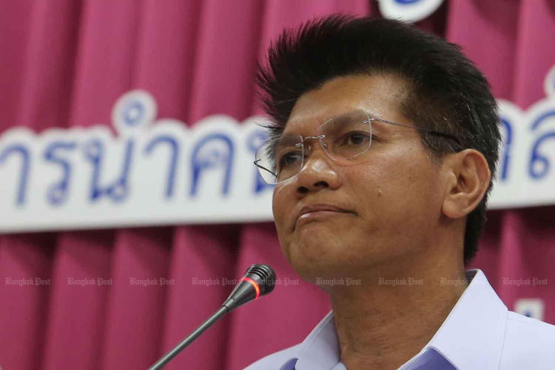 Deputy Public Health Minister Sathit Pitutecha