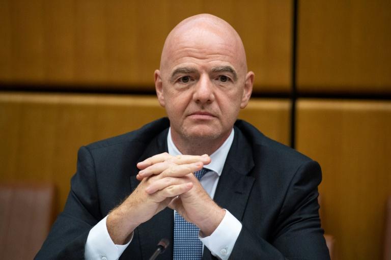 FIFA chief Infantino positive for Covid-19
