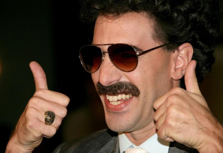 'Very Nice!': Kazakhstan jumps on Borat slogan