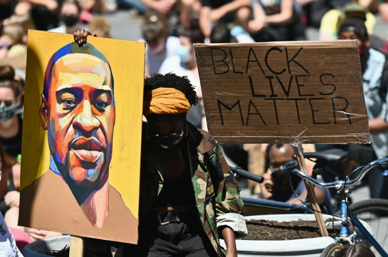 Rate of fatal US police shootings of unarmed Black people '3 times higher than for whites'