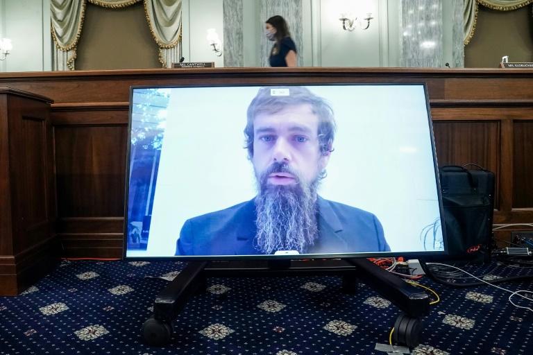US senators spar with Big Tech over legal immunity, politics