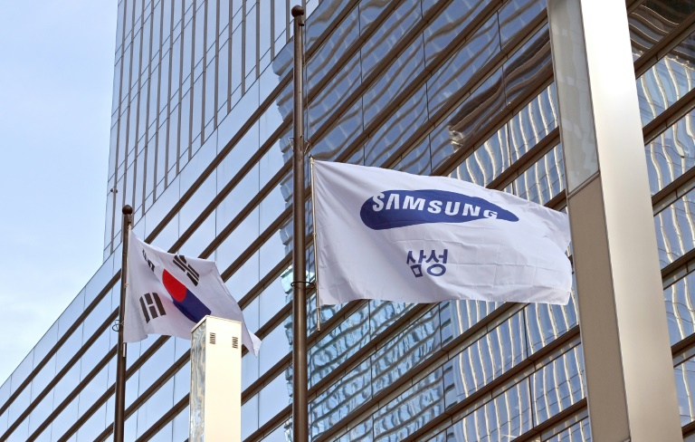 Samsung Electronics Q3 net profit leaps after Huawei boost