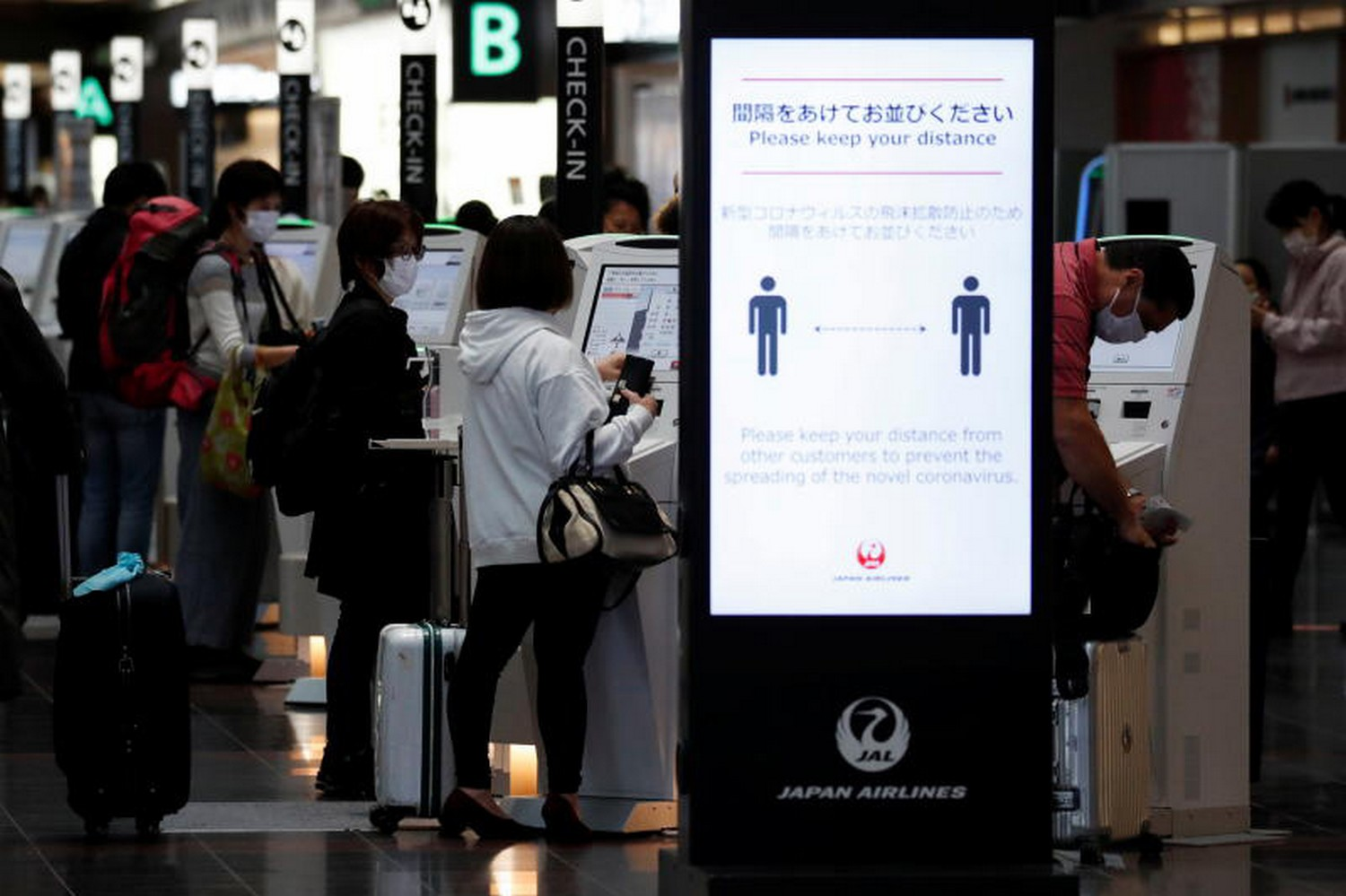Japan lowers travel advisories for Thailand, other countries