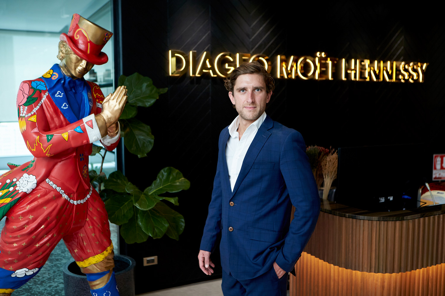 Diageo Moët Hennessy (Thailand) appoints Jules Norton Selzer as new Corporate Relations Director
