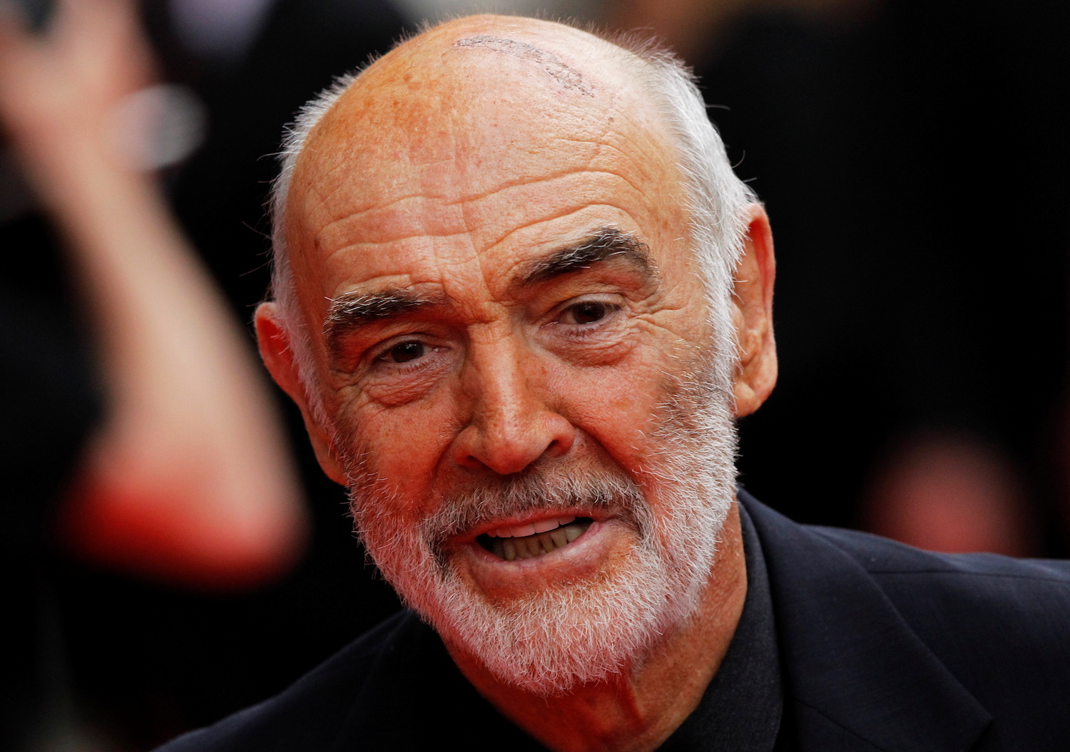 Sean Connery arrives for the Edinburgh International Film Festival opening night showing of the animated movie The Illusionist, in Edinburgh in June 2010. (Reuters Photo)