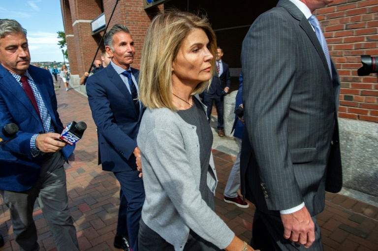 Actress Lori Loughlin begins prison term for US college admissions scam