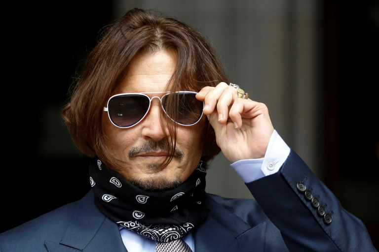 Johnny Depp loses libel case against The Sun over 'wife beater' claim