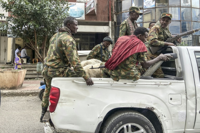 Ethiopia bombs Tigray arms depots, thousands flee fighting