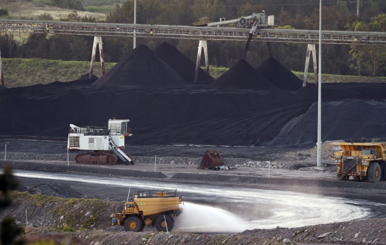 Coal is among the Australian exports reportedly targeted by China as tensions escalate between the two countries