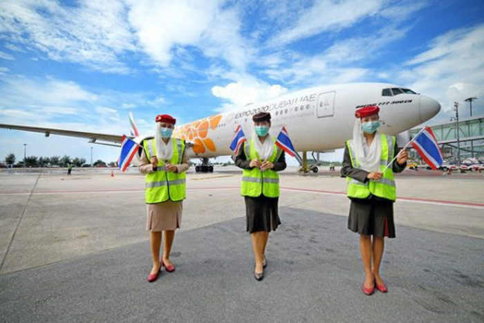 Emirates returns to Phuket