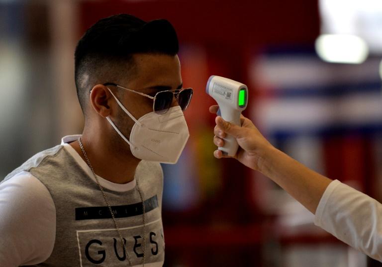 Global coronavirus infections have surged past 54 million.