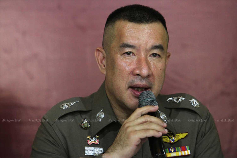 Pol Maj Gen Piya Tawichai, deputy chief of the Metropolitan Police Bureau. (File photo)