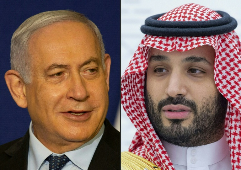 Israeli PM held secret talks in Saudi with Pompeo, crown prince: media