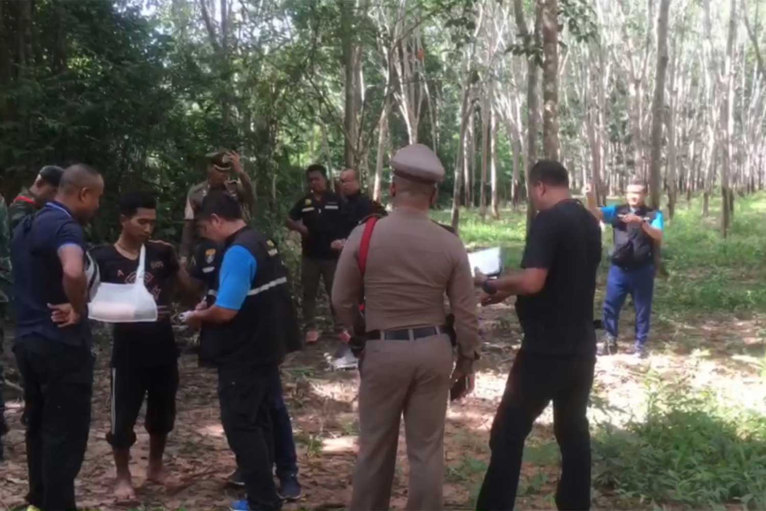 Malaysian cop killed, one wounded in clash with kratom smugglers
