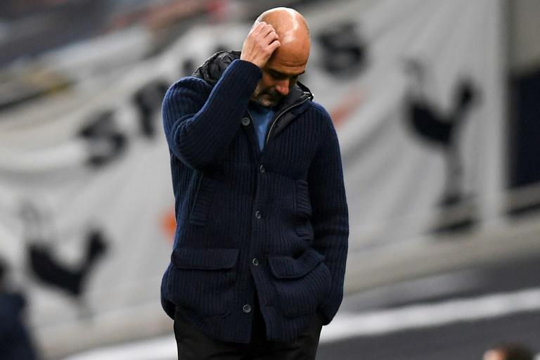Can Guardiola arrest Man City decline?