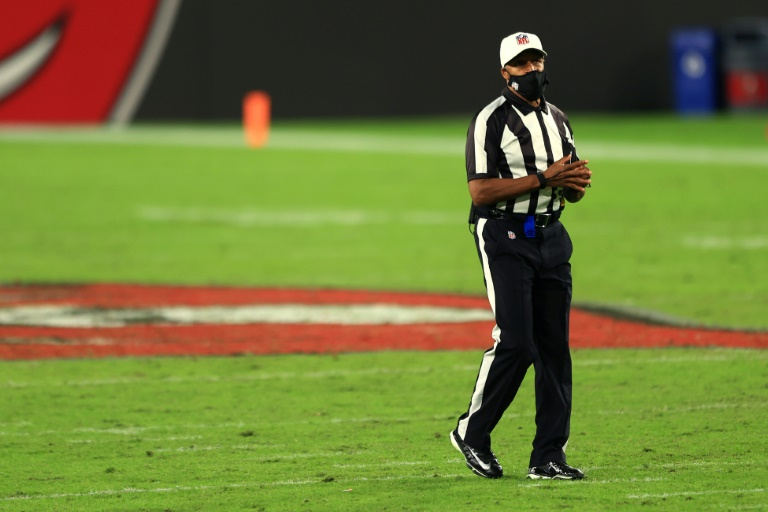 First all-Black crew officiate an NFL contest