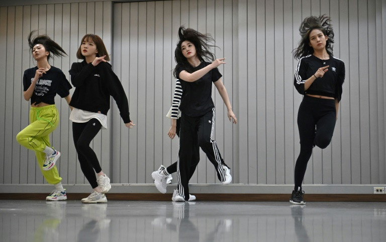 Second chance: faded K-pop star competes for comeback