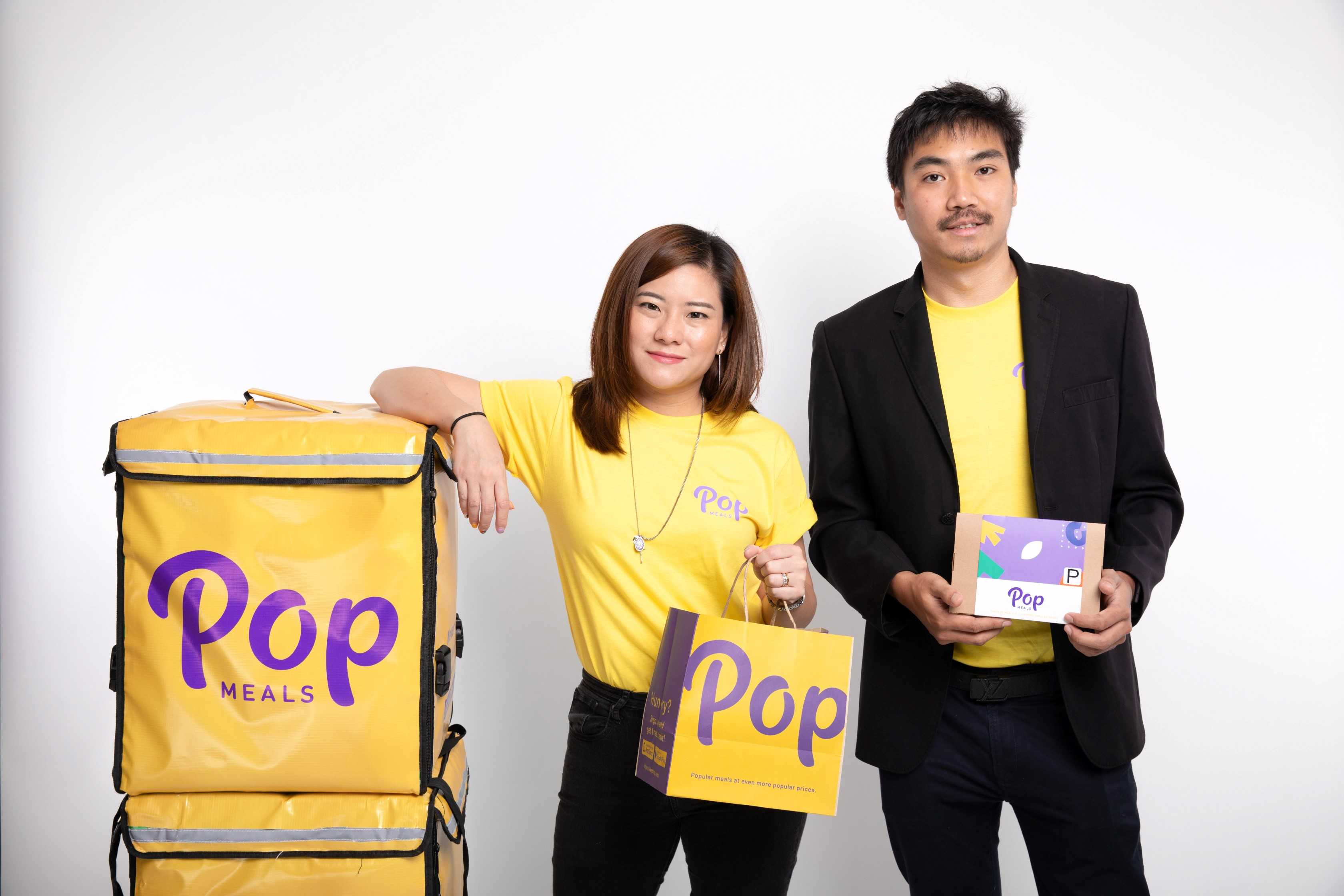 "Dahmakan launches online restaurant ""POP MEALS"""